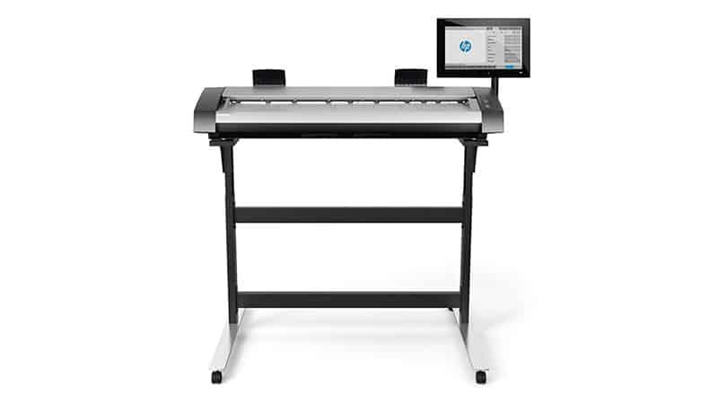 HP HD Pro 1067-mm