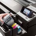 hp designjet t1700 printert ink