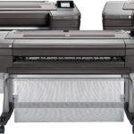hp designjet z9 ps printer trio