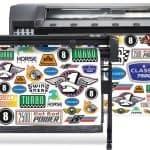 HP Latex 115 Print and Cut