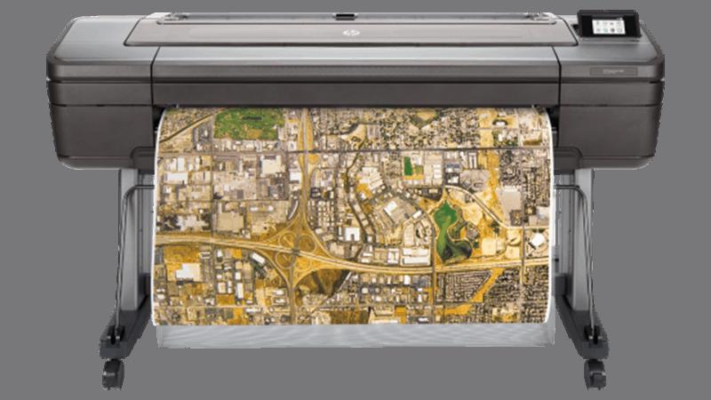 HP DesignJet Z6 Series
