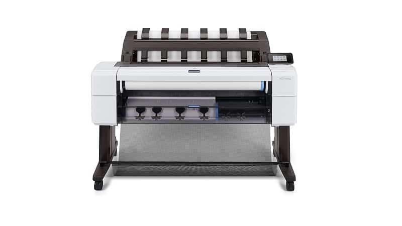 HP DesignJet T1600 Series