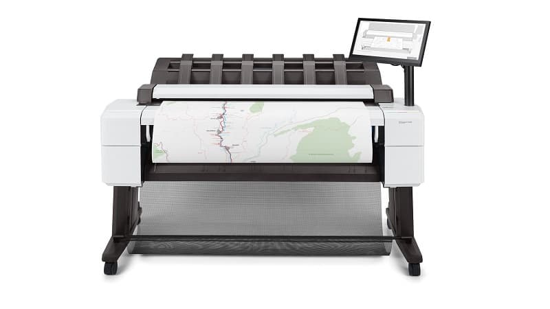 HP DesignJet T2600 Series