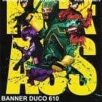 Banner DUCO е матов, бял винил за външна и вътрешна употреба