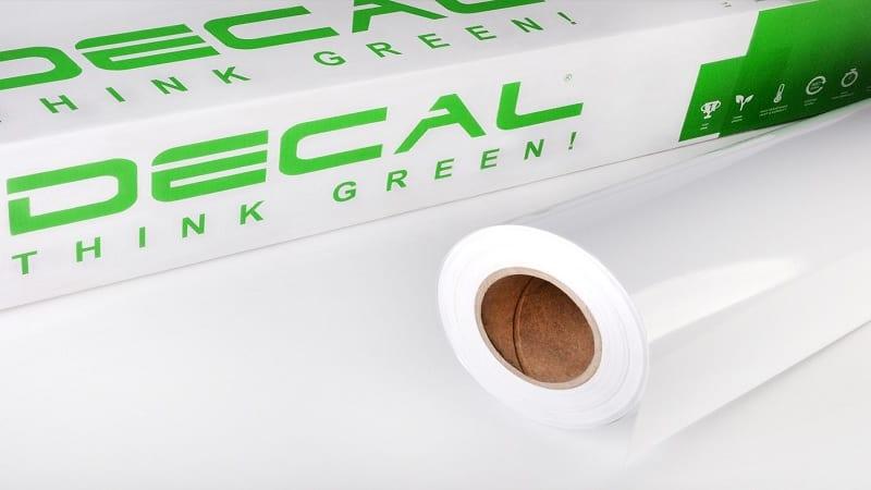 decal polymeric vinyl uv hotmelt glue