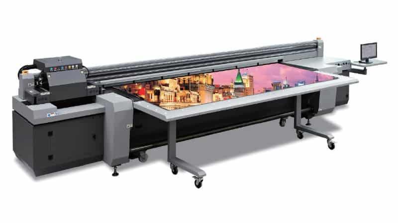 HandTop UV принтери