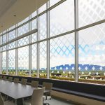 polymeric etched glass film new
