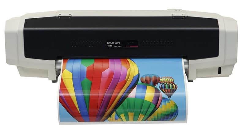 Mutoh ValueJet 628
